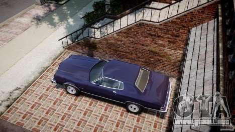 Ford Gran Torino 1975 para GTA 4 vista lateral