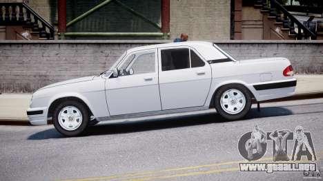 Gaz-31105 para GTA 4 left