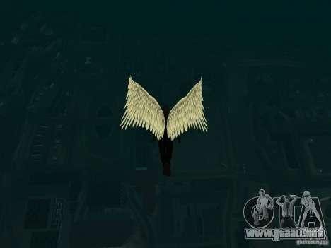 Wings para GTA San Andreas séptima pantalla