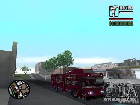 ZIU 682GM 1 para la visión correcta GTA San Andreas