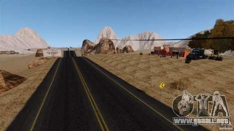 ROUTE 66 para GTA 4 sexto de pantalla
