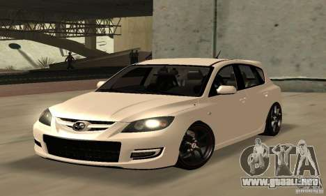 Mazda Speed 3 para GTA San Andreas