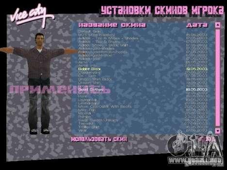 Pack de skins para Tommy para GTA Vice City séptima pantalla