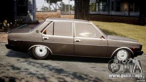 Fiat 131 Mirafiori 1974 para GTA 4 left