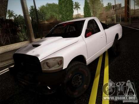 Dodge Ram 1500 4x4 para GTA San Andreas