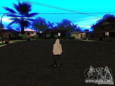 New ColorMod Realistic para GTA San Andreas quinta pantalla