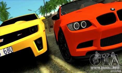SA_gline v3.0 para GTA San Andreas tercera pantalla