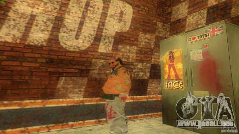 BOSS para GTA San Andreas tercera pantalla
