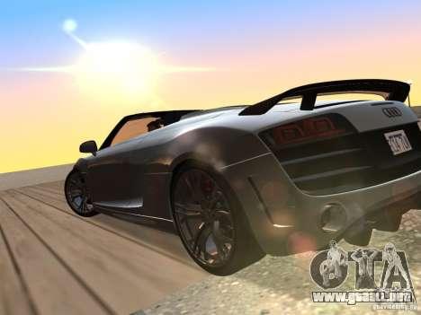 IG ENBSeries v2.0 para GTA San Andreas octavo de pantalla