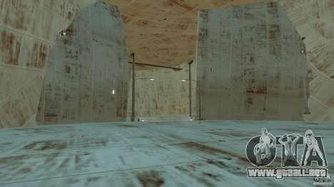 Demolition Derby Arena (Happiness Island) para GTA 4 tercera pantalla