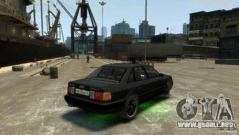 Audi 100 para GTA 4 left
