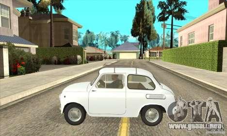 ZAZ-965 para GTA San Andreas left