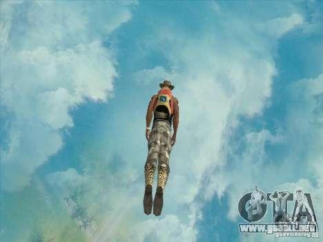 Las nubes hermosas y mucho más para GTA San Andreas
