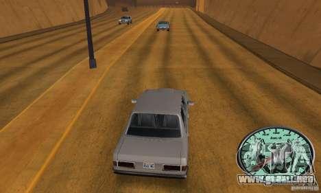 Speedo Skinpack PIT BULL para GTA San Andreas tercera pantalla