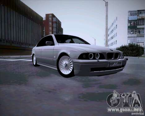 BMW M5 E39 para GTA San Andreas left
