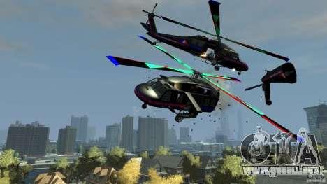 Wafflecat17s Annihilator para GTA 4 vista hacia atrás