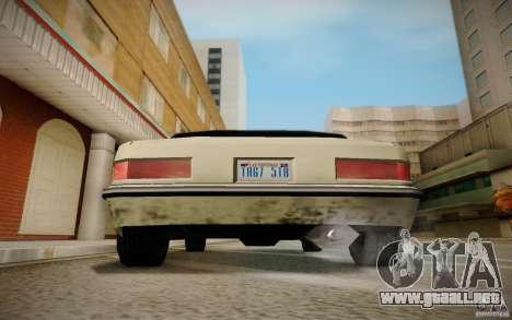 HQLSA v1.1 para GTA San Andreas sexta pantalla
