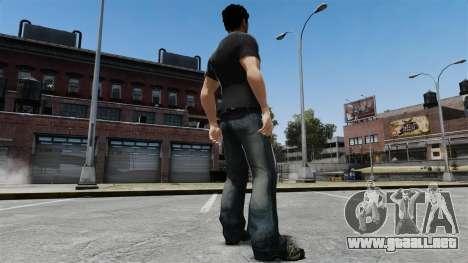 Sam Fisher v3 para GTA 4 adelante de pantalla