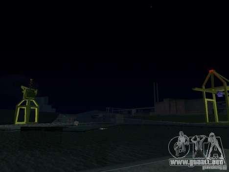 Nuevo Timecyc para GTA San Andreas octavo de pantalla