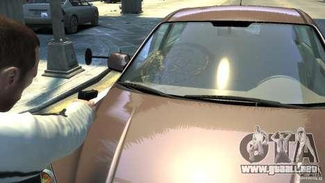 New Glass Effects para GTA 4 novena de pantalla