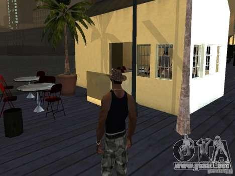 Happy Island Beta 2 para GTA San Andreas segunda pantalla