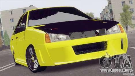 VAZ 21099 deportes para GTA San Andreas left