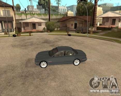 Jaguar XJ-8 2004 para GTA San Andreas