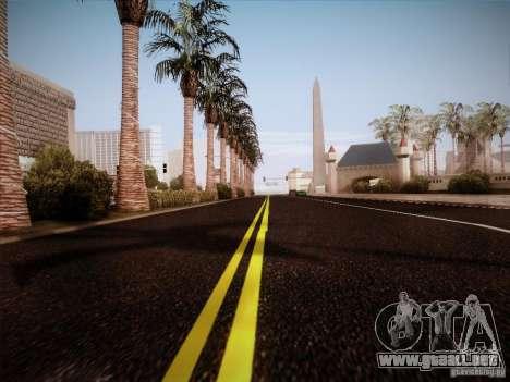 New Roads v1.0 para GTA San Andreas
