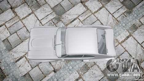 Ford Capri RS 1974 para GTA 4 visión correcta