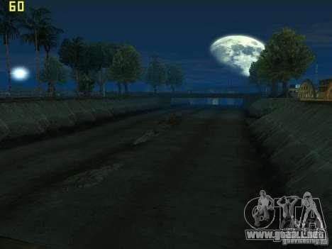 GTA SA IV Los Santos Re-Textured Ciy para GTA San Andreas sucesivamente de pantalla