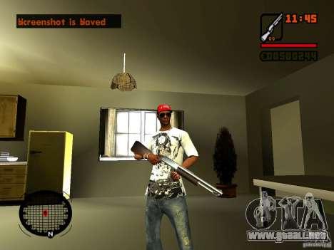 GTA IV Animation in San Andreas para GTA San Andreas quinta pantalla