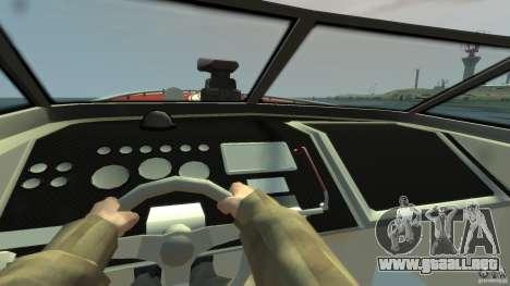 Tuned Jetmax para GTA 4 visión correcta