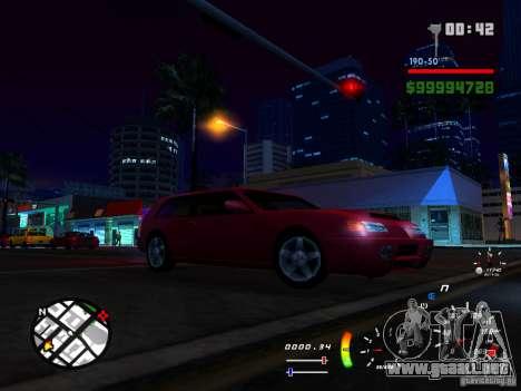 EnbSeries by gta19991999 v2 para GTA San Andreas tercera pantalla