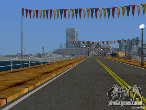 Playa nueva textura v2.0 para GTA San Andreas