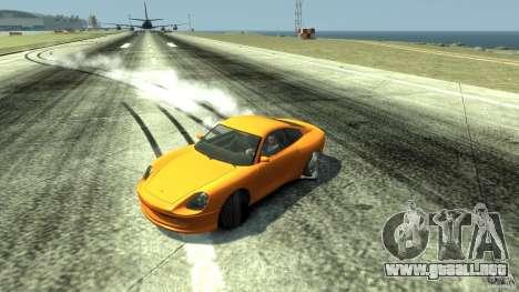 Drift Handling Mod para GTA 4