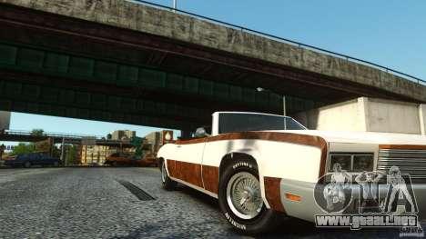 Buccaneer Final para GTA 4 visión correcta