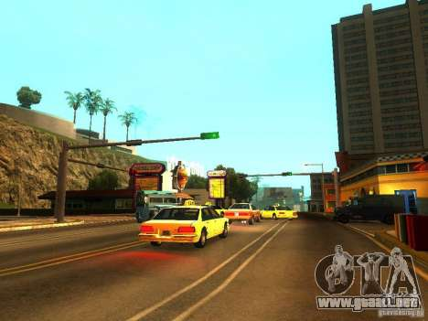 EnbSeries by gta19991999 v2 para GTA San Andreas