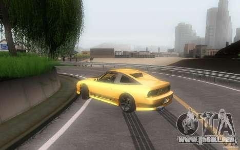 Nissan 180sx v2 para la vista superior GTA San Andreas