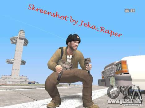 HQ Weapons pack V2.0 para GTA San Andreas