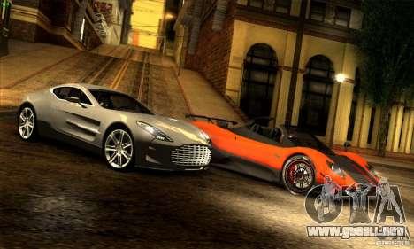 SA_gline v3.0 para GTA San Andreas séptima pantalla