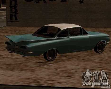 Chevrolet Impala 1959 para GTA San Andreas left