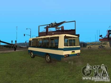 SURCO 32053 para GTA San Andreas left