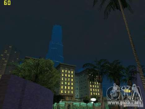 GTA SA IV Los Santos Re-Textured Ciy para GTA San Andreas twelth pantalla