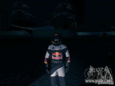 Race Ped Pack para GTA San Andreas décimo de pantalla