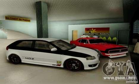 Audi S3 para las ruedas de GTA San Andreas