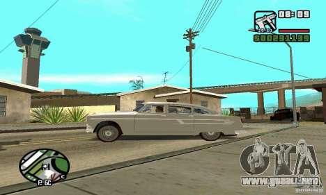 Houstan Wasp (Mafia 2) para GTA San Andreas left
