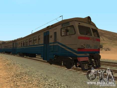 Er9m-556 para la visión correcta GTA San Andreas