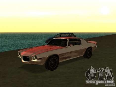 GFX Mod para GTA San Andreas décimo de pantalla