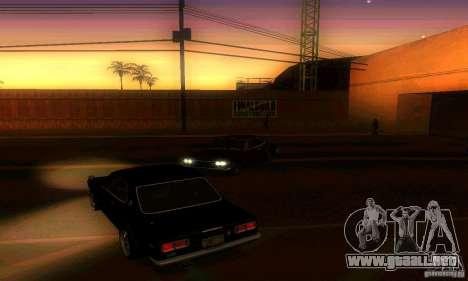 Nissan Skyline 2000-GTR para visión interna GTA San Andreas