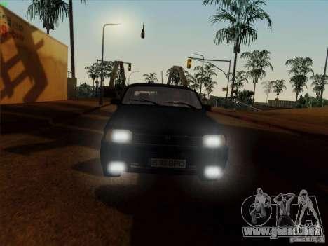 Dacia 1310 L Sport para visión interna GTA San Andreas